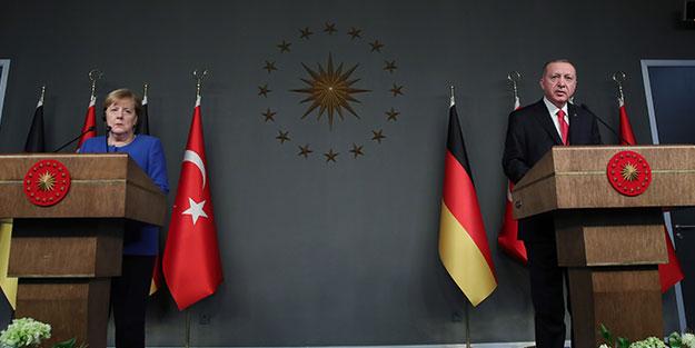 Kritik görüşmenin ardından Erdoğan, resti çekti: Cezalandırın, şımartmayın