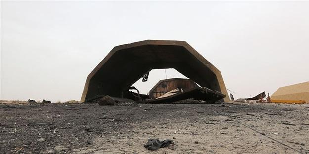 Kritik iddia! Libya'daki Vatiyye Hava Üssü'ne saldıran ülkeyi açıkladı