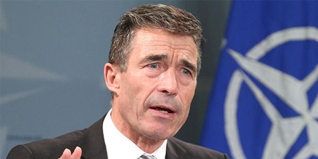NATO eski Genel Sekreteri Rasmussen: Türkiye'ye bunu yapmak tarihi bir hata olur