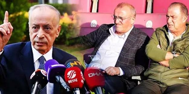 Kritik toplantının ardından Fatih Terim'den açıklama