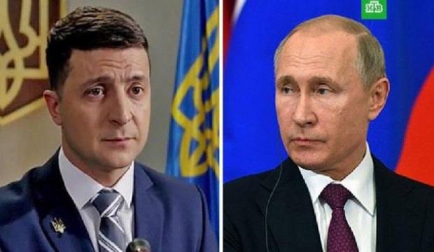 Kriz son buluyor: Putin ve Zelenskiy telefonda görüştü!