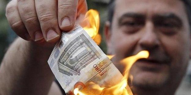 Krizdeki Yunanistan'ın kime ne kadar borcu var? İşte cevabı