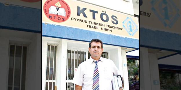 KTÖS, Kıbrıslı Türk öğretmenleri temsil edemez!