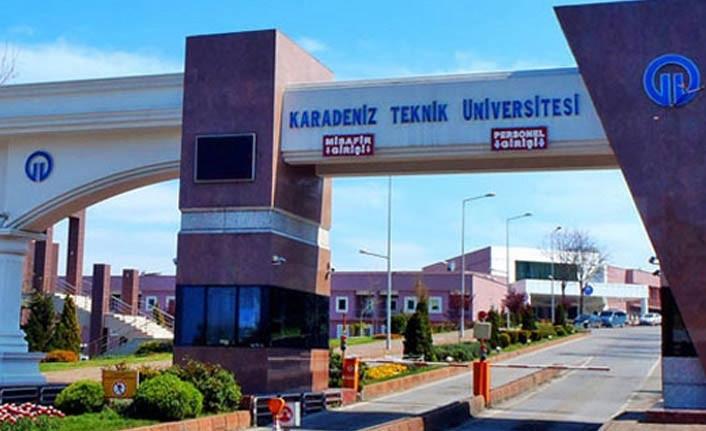 KTÜ'ye 9 öğretim görevlisi alınacak