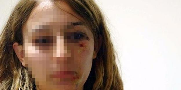 Kuaför kadın polisi dövdü!