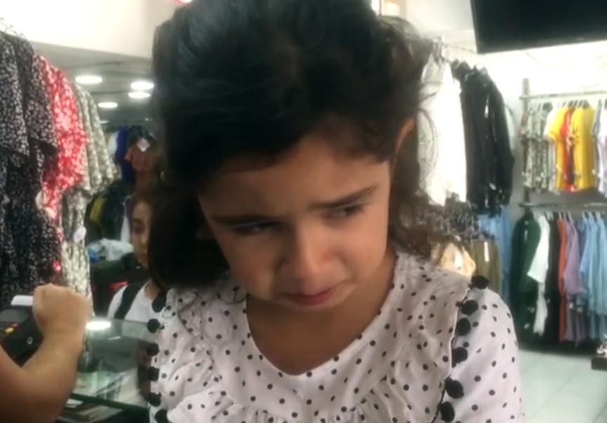 Küçük Hüma deprem anını gözyaşları içinde anlattı: