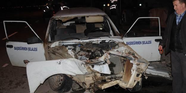 Küçükkuyu'da trafik kazası