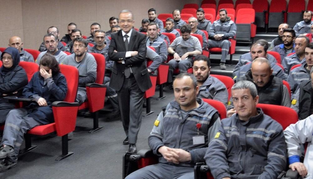 Küçükoğlu Holding tüm çalışanlarına tamamlayıcı sağlık sigortası hediye etti