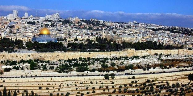 Kudüs Filistin'in başkentidir