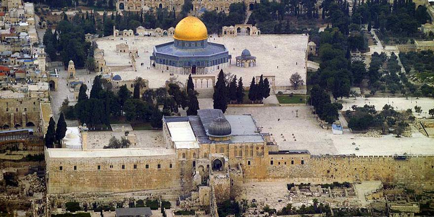 Kudüs göklerle irtibatlı bir şehir