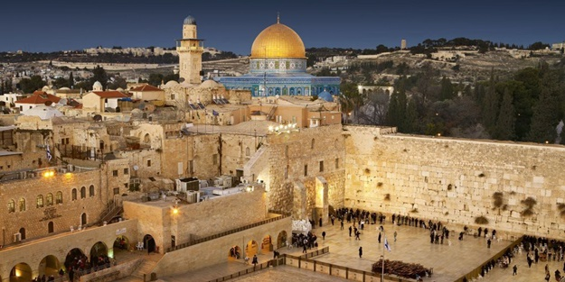 Kudüs nerededir? Kudüs neden önemlidir?