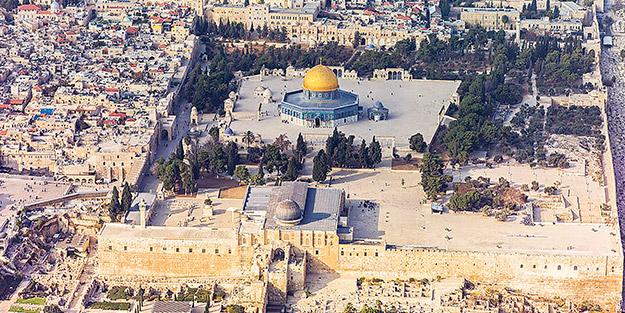 Kudüs ümmetin kırmızı çizgisidir