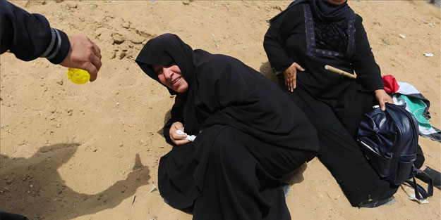 Filistin'de neler oluyor? Gazze'den son durum