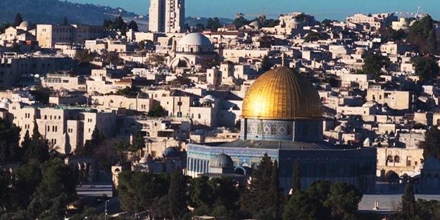 Kudüs'teki 170 bin tapu kaydı Türkiye'de!