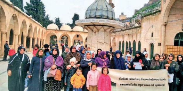 Kudüs'ün Anneleri, Kudüs için buluşuyor!