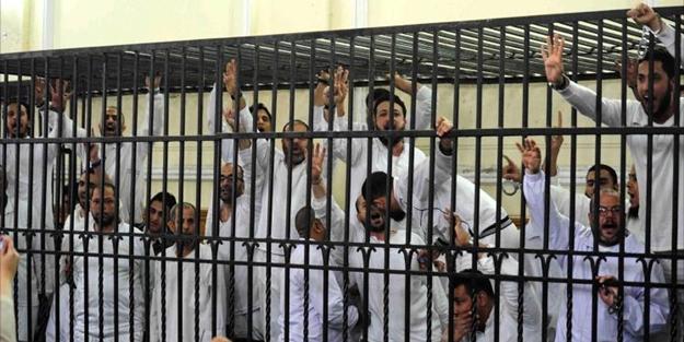 Kukla rejimler 529 idama sessiz!