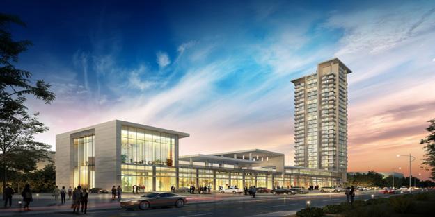 Kule Evo projesi ile Başkent'e yeni bir anlayış