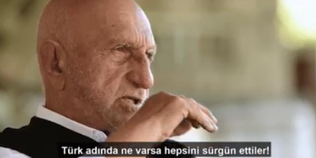 Külliye'de duygulandıran 'Ahıska Tükleri' belgeseli! Rus zulmü böyle anlatıldı