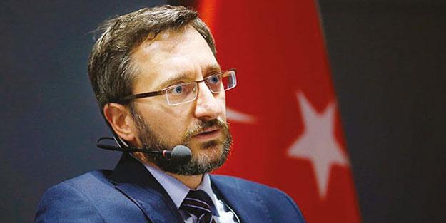 'Külliye'ye giden CHP'li' iddiasına ilişkin Fahrettin Altun'dan açıklama