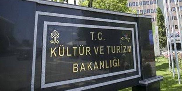 Kültür ve Turizm Bakanlığı personel alım başvurusu