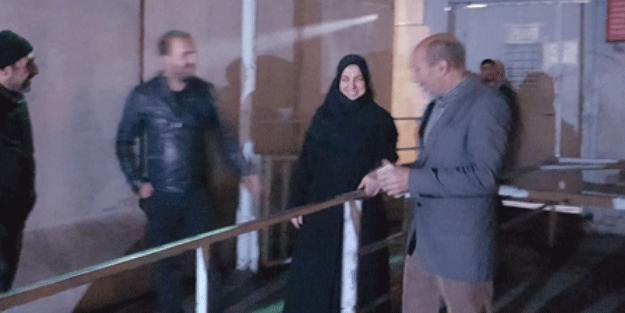Kur'an dersi verdiği için gözaltına alınan hoca serbest bırkıldı