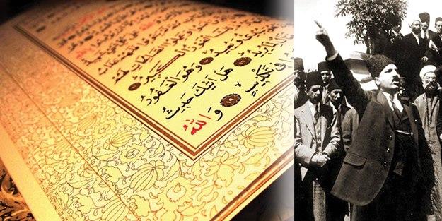 Kur'an-ı Kerim'i tarihe gömeceğini söyleyen Bakan'ın ibretlik ölümü