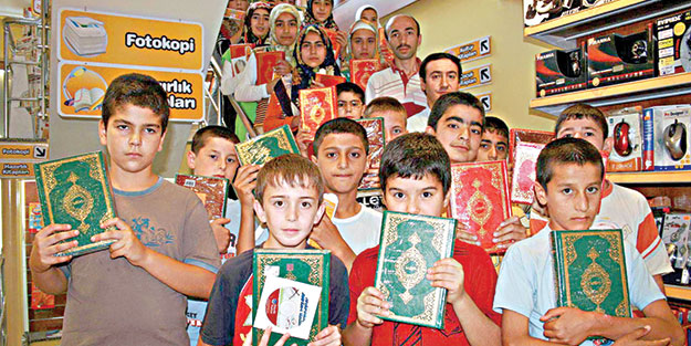 Kur'an öğrenmek isteyenlerin sayısı 3 kat arttı