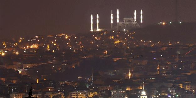 Kur'an Yarışması'nın finali Çamlıca Camii'nde