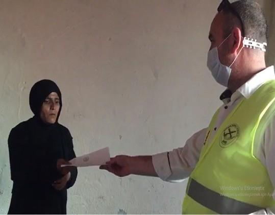 Kur'an'a Hizmet Derneği, Ramazan yardımlarını noktaladı
