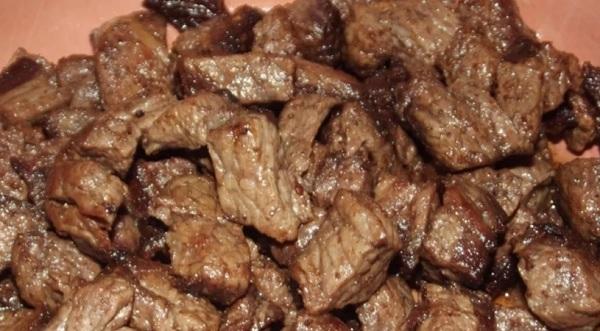 Kurban eti nasıl pişirilir?   Yumuşacık et kavurma tarifi