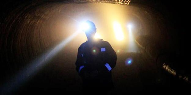 Kurşun madeninde göçük: 1 ölü