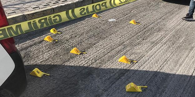 Kurşun yağdıranları takibe alan polis haraç çetesini çökertti