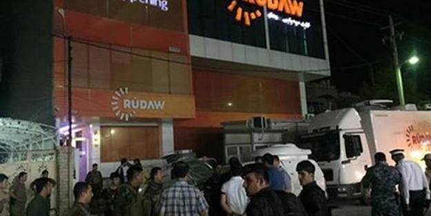 Kürt medyasına bombalı saldırı