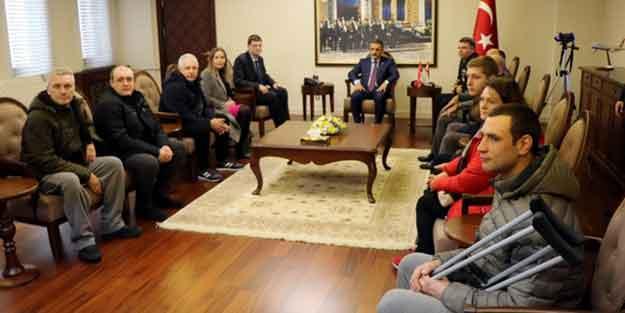 Kurtarılan Ukraynalı mürettebattan Türkiye açıklaması!