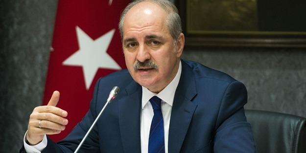 Kurtulmuş bu sözlerle açıkladı: Türkiye ikinci Sykes-Picot'u parçalamış, kenara atmıştır