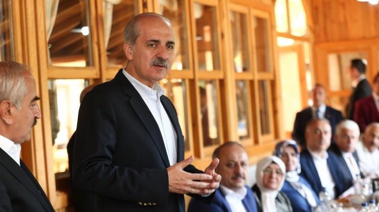 Kurtulmuş'tan 'Yeni Parti' iddiaları için açıklama!