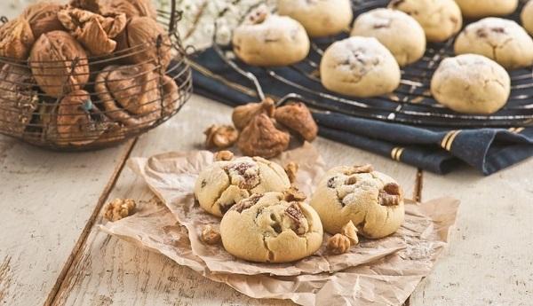 Kuru incirli kurabiye nasıl yapılır? Tam ölçülü kurabiye tarifi
