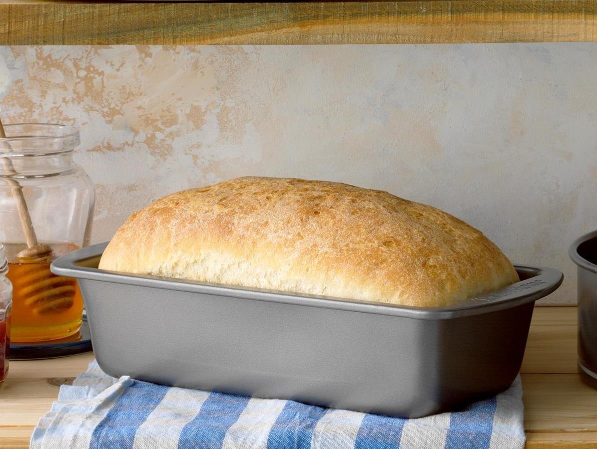 Kuru maya ile ekmek yapımı | Evde instant mayayla ekmek tarifi