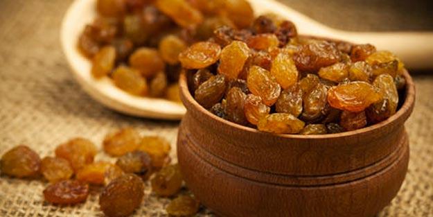 Kuru üzüm hangi hastalığa iyi gelir? Kuru üzümün Tedavi ettiği hastalıklar Peygamberimiz kuru üzüm tavsiyesi