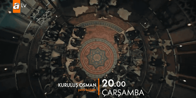 Kuruluş Osman 68. Bölüm Fragmanı yayınlandı