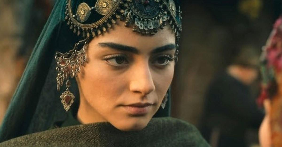 Kuruluş Osman bombayı patlattı! Ödülü en iyi kadın oyuncusu aldı