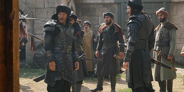 Kuruluş Osman ile ilgili öyle bir tüyo verdi ki... 'Cerkutay Bizans tarafından karşıya mı geçecek?'