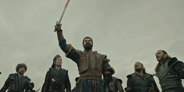 Kuruluş Osman'a damga vuran sahne!