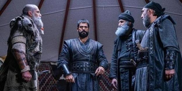 Kuruluş Osman'da bomba patladı! Dünyaca ünlü isim ekranda