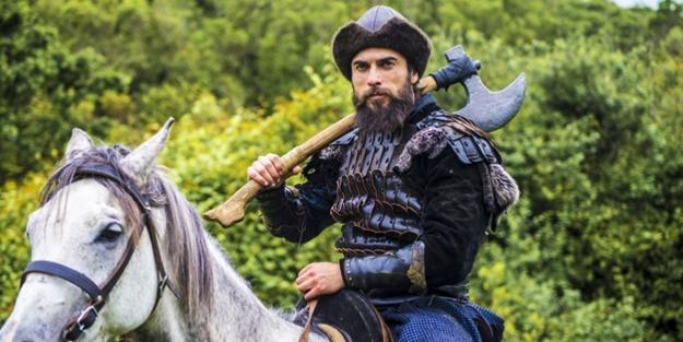 Kuruluş Osman'da Turgut Alp var mı?