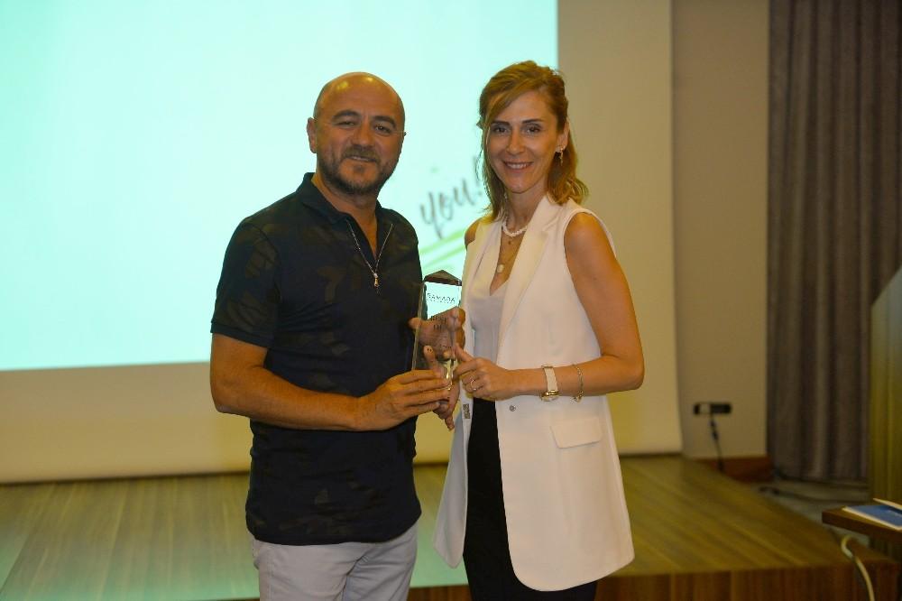 Kuşadası'ndaki Ramada Otelleri 'En iyi Ramada' ödülü aldı