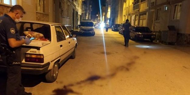 Kütahya'da bıçaklı kavga: 1 ölü