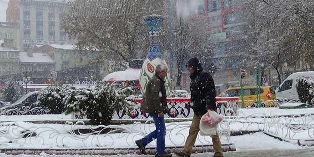 Kütahya'da yarın okullar tatil mi? 5 Aralık Perşembe kar tatili var mı?