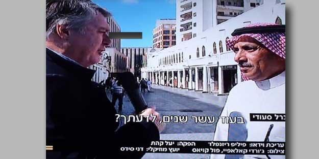 Kutsal topraklarda Siyonist Yahudi işgali!