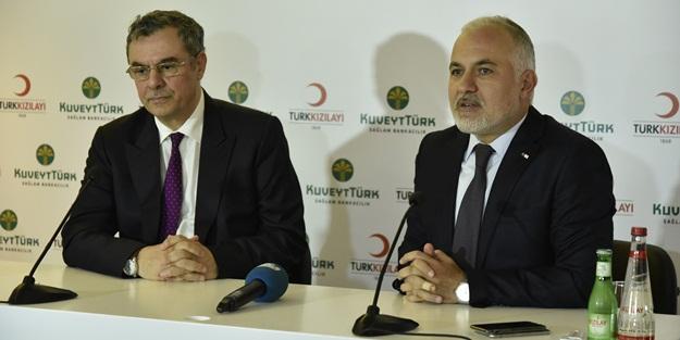 Kuveyt Türk Arakan'a yardım elini uzatıyor
